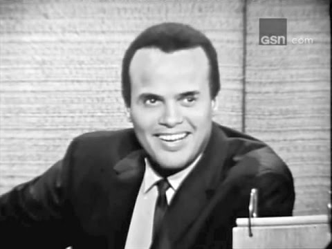 What's My Line? - Harry Belafonte; PANEL: Mark Goodson, Ginger Rogers (Feb 13, 1966)