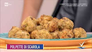 Angelica Sepe - Polpette di scarola - Detto Fatto 06/10/2021