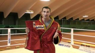 Support Wladimir in the ring on July 7!
