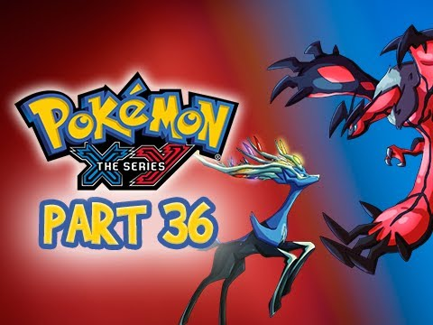 Pokemon X and Y Gameplay Walkthrough Part 36 - Coumarine City - HM 02 Fly - Good Rod