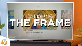 Samsung The Frame TV: Top Features