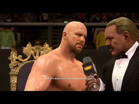 nL Live on Hitbox.tv - WWE 2K16 Showcase Mode - Stone Cold Steve Austin [PART 1]