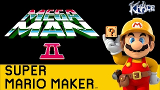 Mega Man 2 Remade in Super Mario Maker
