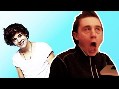 SOY SÚPER FAN - Lah Jessy (One Direction - Story of My Life PARODIA)