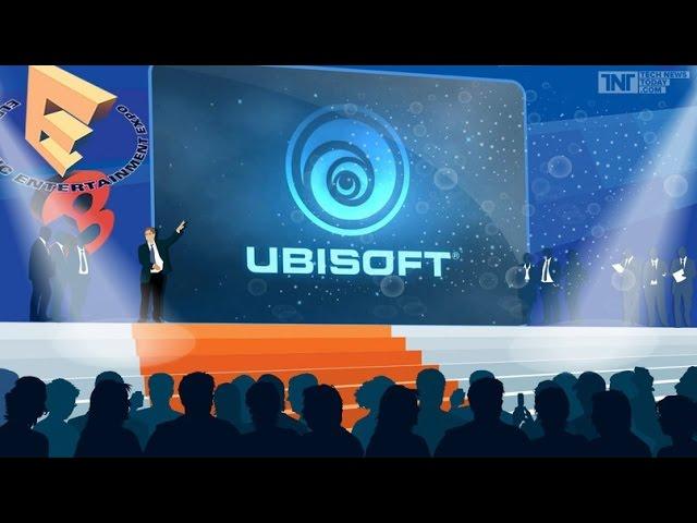 E3 2016: Стрим на русском, перевод и комментарии  | Ubisoft [Запись]