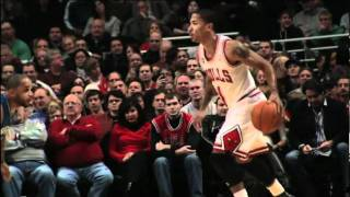 Derrick Rose: Rising Superstar