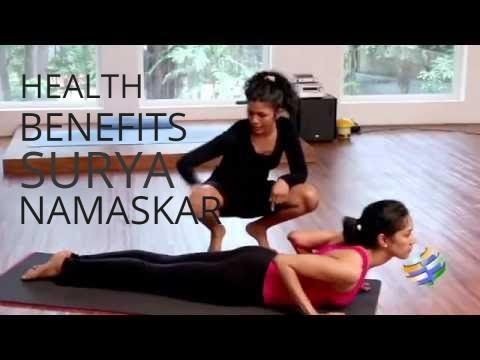 Physical Benefits of Surya Namaskar