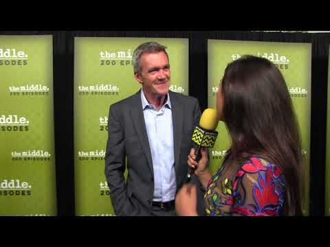 The Middle 200TH Episode Party ABTV Interview with Neil Flynn