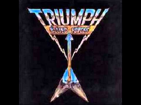Triumph - Fool For Your Love