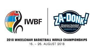 Great Britain v USA (Women's 1/4 Finals) - Full Game - Wheelchair Basketball  World Championships