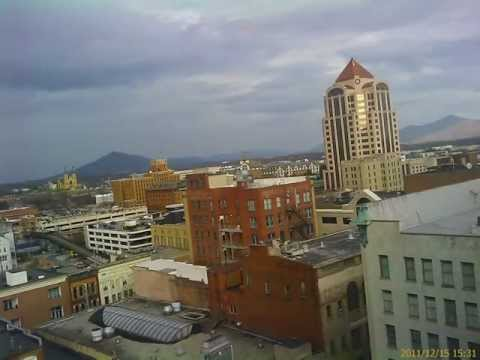 Roanoke Fast  Forward - Time lapse video made using a cell phone
