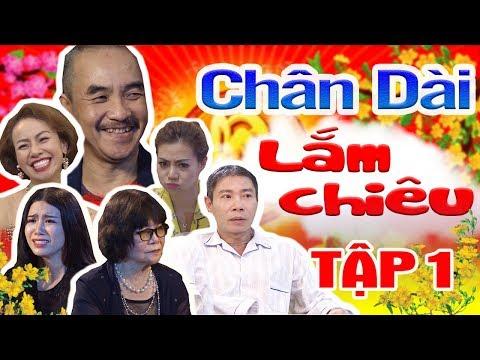 Hài Tết 2018   Chân Dài Lắm Chiêu - Phần 1   Phim Hài Tết 2018 Mới Nhất   hài tết 2018