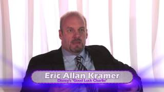 Eric Allan Kramer Discusses the Job Of Acting - Premiere Event