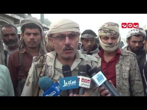 فيديو: عملية تبادل 194 اسيراً بين مليشيات الحوثي الانقلابية وفصائل المقاومة في تعز