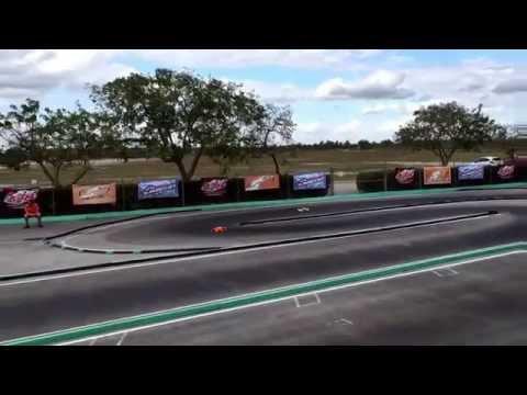 2015 PAN AMERICAN GT SPORTSMAN CLASS A MAIN FINAL AT HOMESTEAD RC RACEWAY FL.