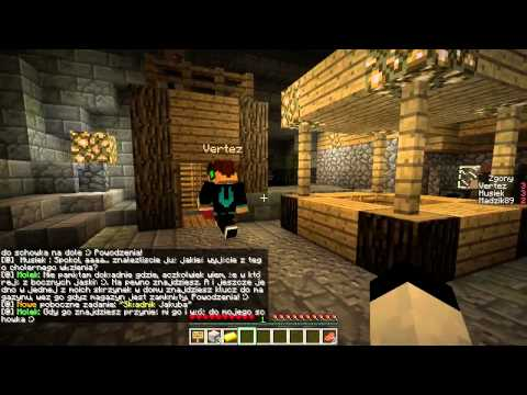 Minecraft - Na Drodze Ciemności 2 [Husiek,Madzik89 i Vertez]