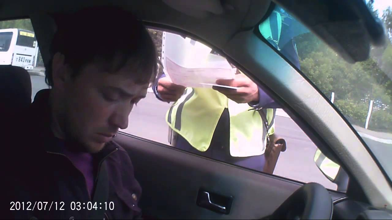 Чиновник-отморозок напал на активиста оса