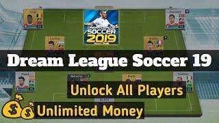 dream league soccer 2019 mod apk android 1
