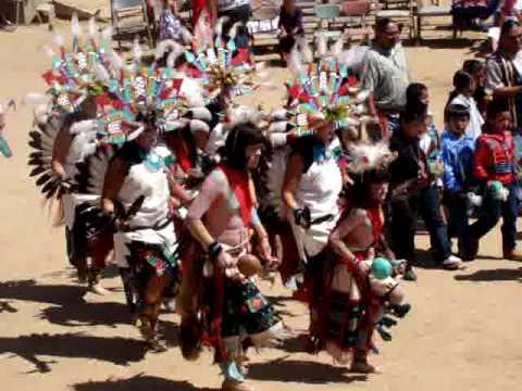 Hopi Butterfly Dance 9/6/09 Kykotsmovi, Az