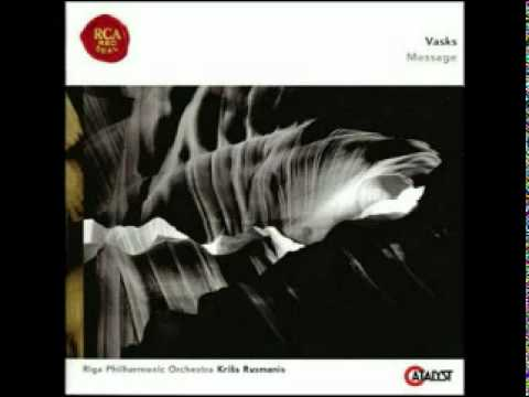 Peteris Vasks - Musica Dolorosa For String Orchestra