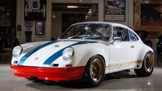 1972 Porsche 911 72STR 002 - Jay Leno's Garage
