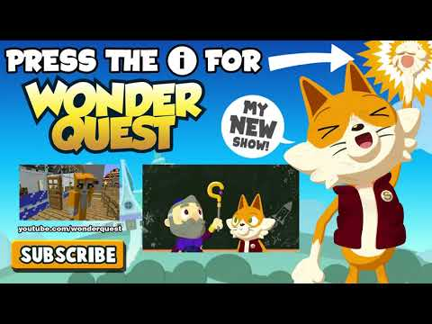 Wonder Quest - STAMPY'S NEW MINECRAFT SHOW - Episode 2 | Stampylonghead