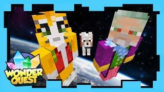 Wonder Quest - Episode 2 - STAMPY'S NEW MINECRAFT SHOW | Stampylonghead (Stampy Cat), shaycarl