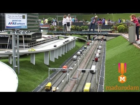 Madurodam, Miniature City, The Hague