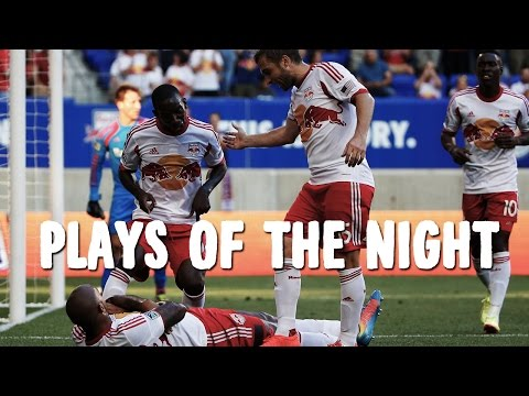 Thierry Henry, defensive tackles shine on Plays of the Night