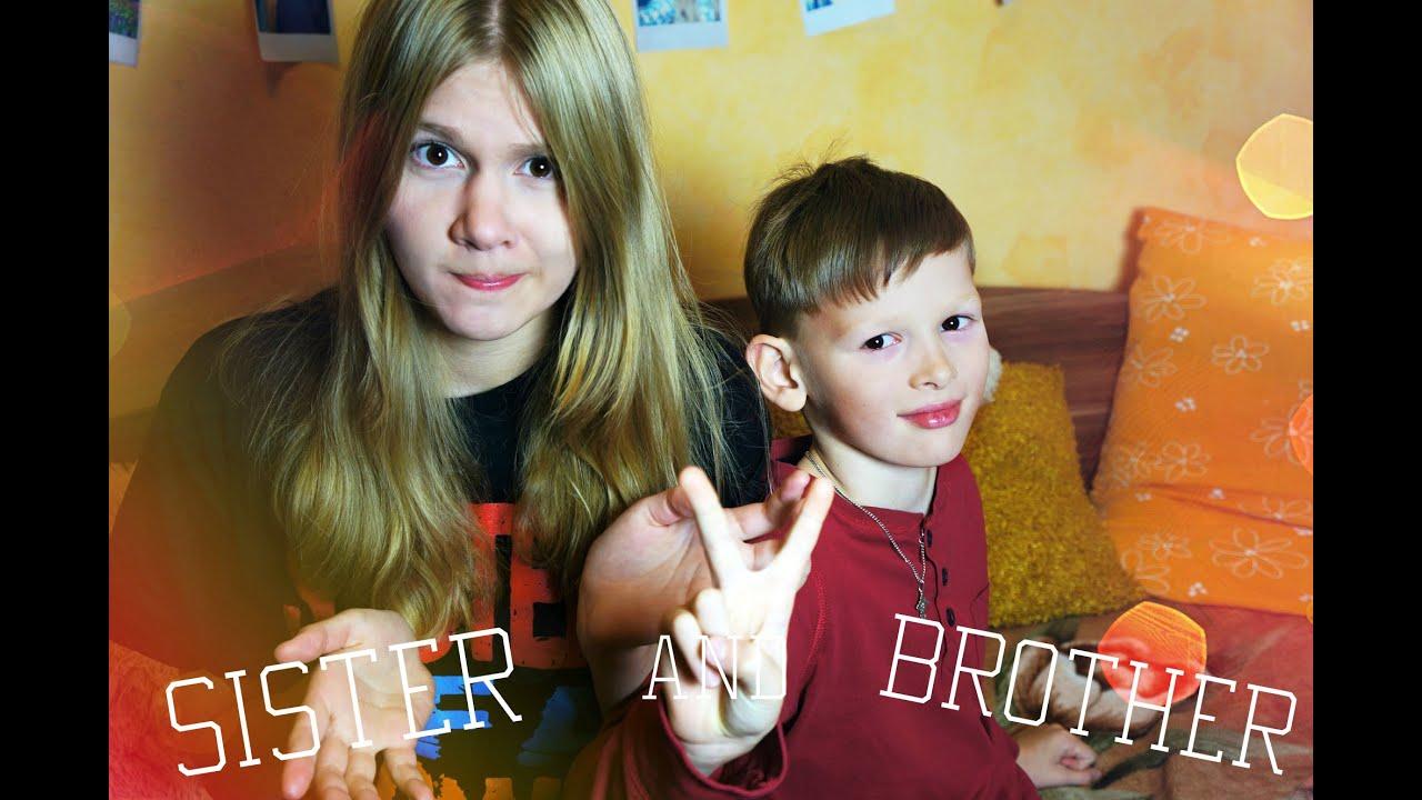 Сестра дает младшему брату смотреть онлайн 20 фотография