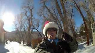 Fly Fishing Fanatic GoPro Hero 2 Fun - Movie Trailer Style