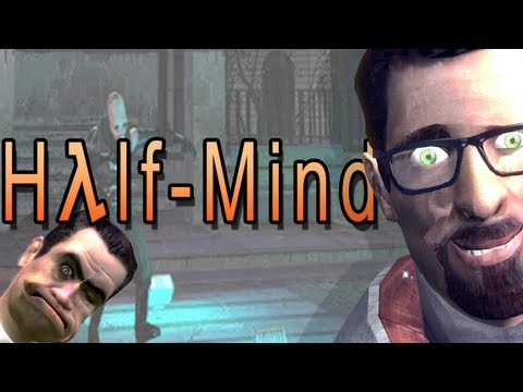 Half Life 2 Mods: Half-Mind - Sit down for some MAGIC.