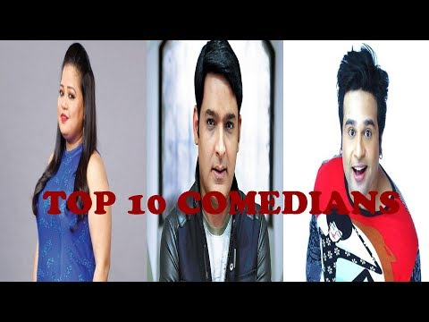 Top Ten Stand up Comedians in india 2018(Official Video)