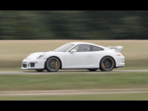 Porsche GT3 - Feast For the Senses - Editor's Cut
