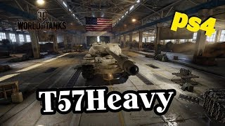 WoT PS4 T57 Heavy - Марафон [18+]