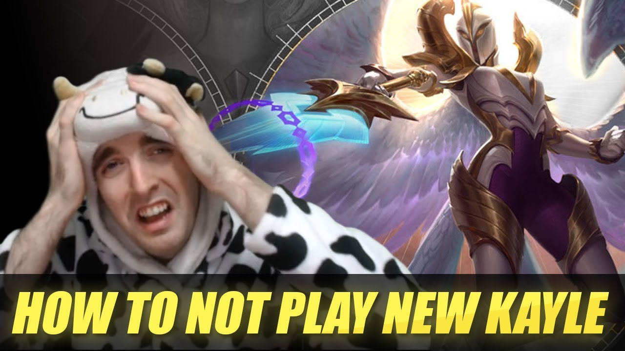 IS THE NEW KAYLE REALLY TOO OP OR AM I JUST BAD? - Cowsep