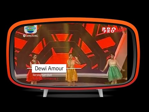 Dewi Amour - Mendem Roso (Live Performance At DTERONG SHOW)