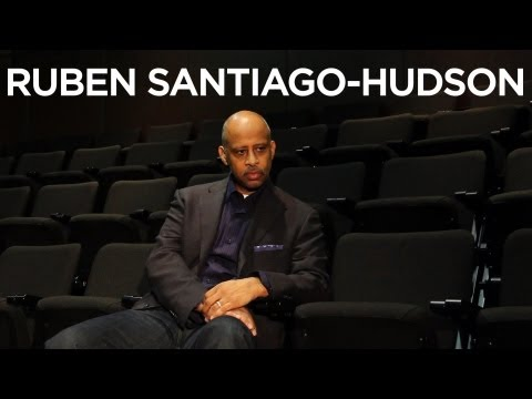 Ruben Santiago-Hudson on MY CHILDREN! MY AFRICA!