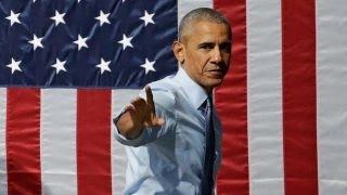 Obama blames Fox News for tarnishing his reputation