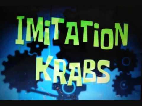 Spongebob title cards ...