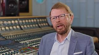 MAMMA MIA! 2 Here We Go Again Bjorn Ulvaeus On Set Interview