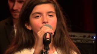 Angelina Jordan - Feeling Good Live