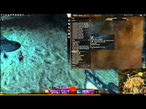 Guild Wars 2 Crafting &#8211; Cooking &#8211; Consumable stats