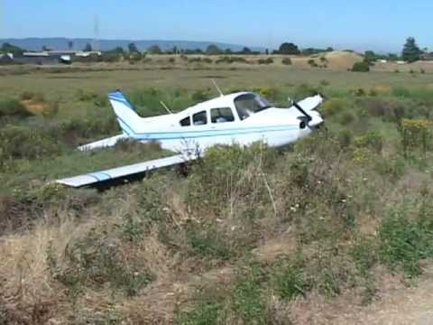Small Plane Crashes In California Neighborhood