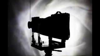 McrCameras Folding Camera #ProjectZero Banco ottico large format 4x5,8x10,10x12,11x14inc.Soffietto