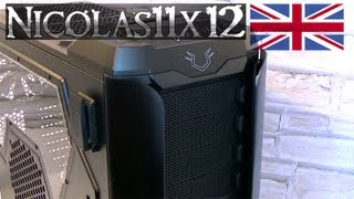 Thermaltake Armor Revo Black Full Tower Case Review
