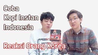 Download Lagu Orang Korea coba copi instan Indonesia (cowok Korea) Gratis STAFABAND