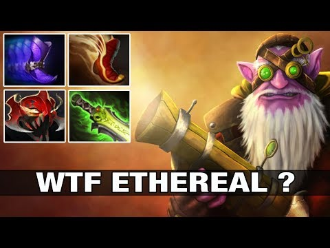 SNIPER WITH ETHEREAL BLADE - BabyKnight TOP 106 EU - Dota 2