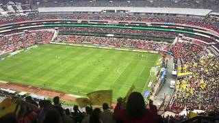 Club America Soccer Game at Estadio Azteca in Mexico City