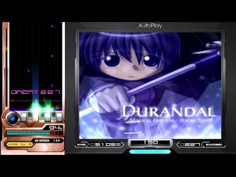 .... - Durandal-MagicalFreezing (Radio Edit), 150BPM. Genre, Crystal Trance  ♫ Genoside Starter P...